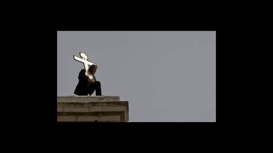 Video Jaroslav Šonka o horké církevní lince