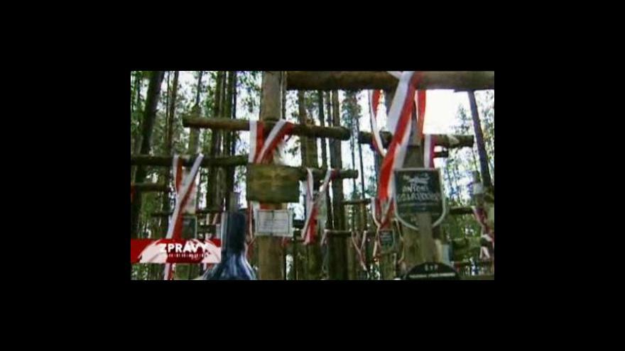 Video Katyňský masakr - bolavá kapitola rusko-polských vztahů