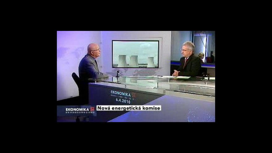 Video Ekonomika ČT24: Nová Pačesova komise