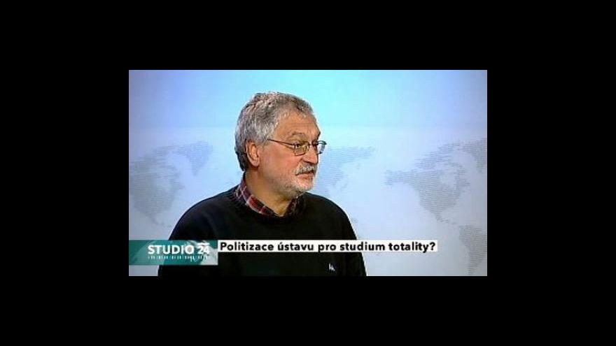 Video Rozhovor s Jiřím Pernesem a Janem Kuklíkem