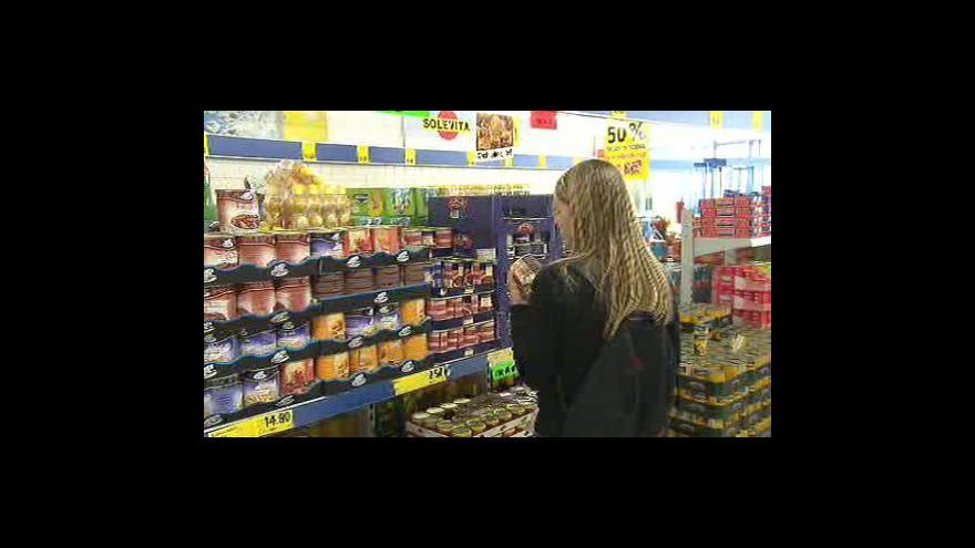 Video Únorové maloobchodní tržby