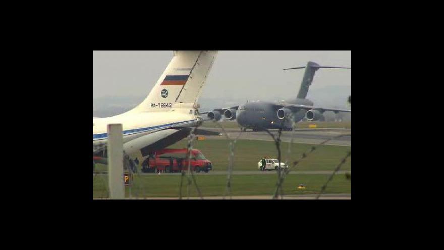 Video Přípravy na summit Obama - Medveděv vrcholí