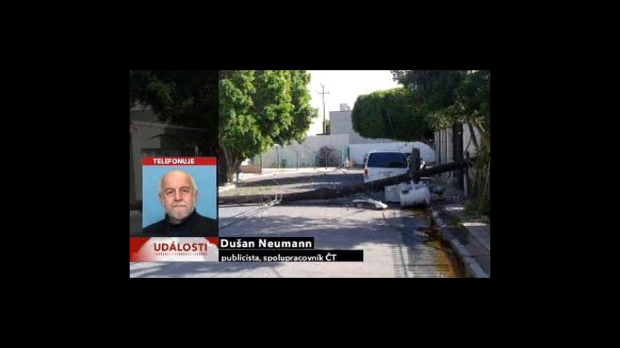 Video Telefonát Dušana Neumanna
