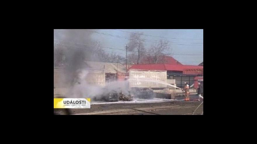 Video Rusko čelí vlně násilí