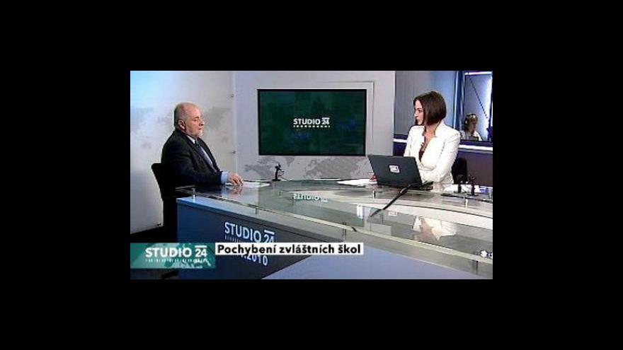 Video Rozhovor s Liborem Vackem