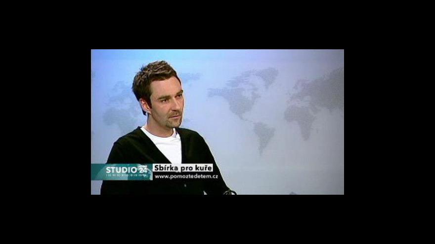 Video Rozhovor s Tomášem Přenosilem