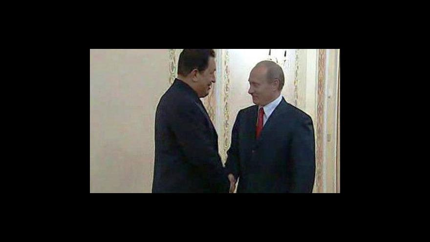 Video Rusko si kupuje venezuelskou ropu