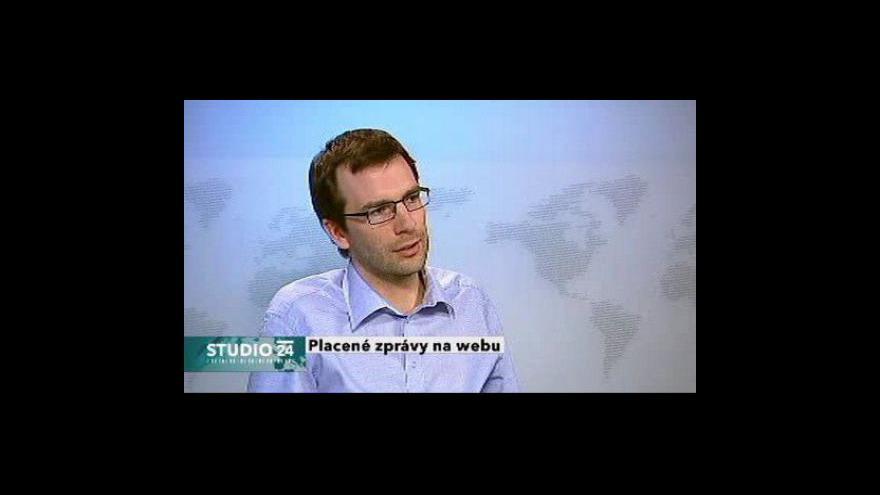 Video Mají placené zpravodajské weby budoucnost?