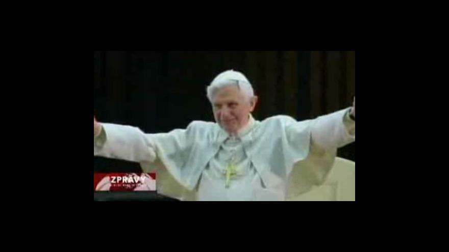Video Křesťané si připomínají Kristovo zmrtvýchvstání