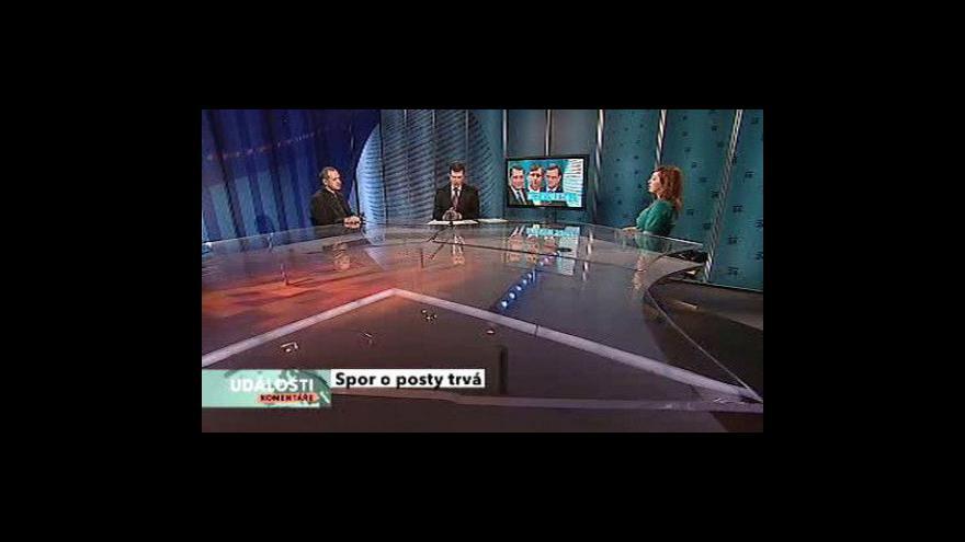 Video Rozhovor se Silvií Lauder a Alexandrem Mitrofanovem