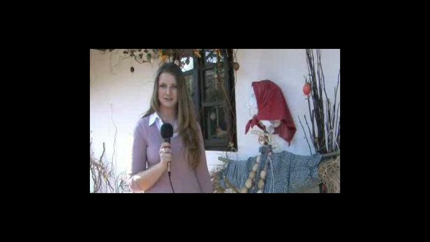 Video Reportáž Anety Čedíkové