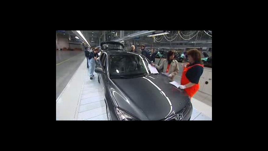 Video Vyjednávání v automobilkách