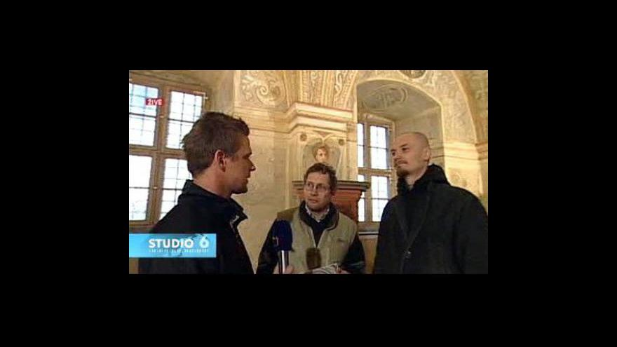 Video Studio 6 o hradu Grabštejn