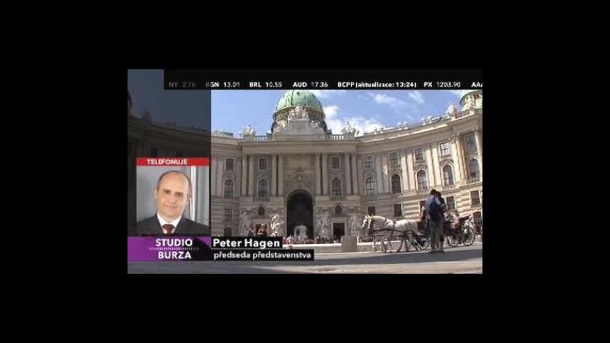 Video Komentář Petera Hagena