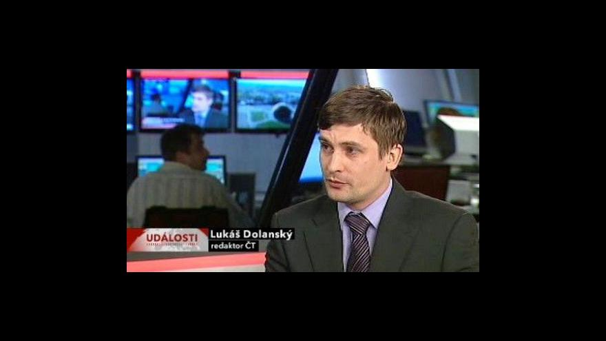 Video Rozhovor s redaktorem Lukášem Dolanským
