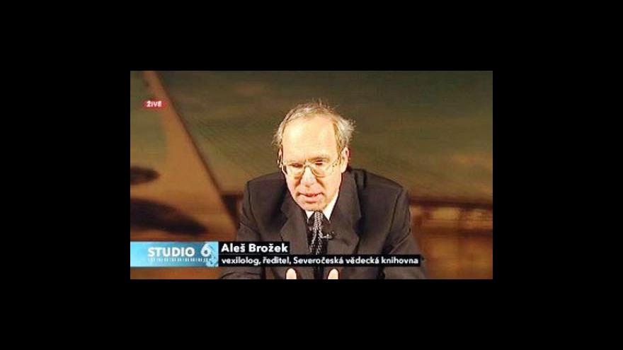 Video Rozhovor s Alešem Brožkem