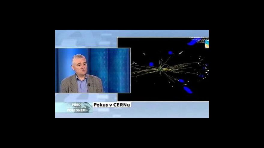 Video Rozhovor s Jiřím Ramešem