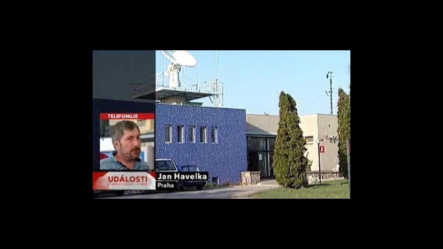 Video Telefonát Jana Havelky