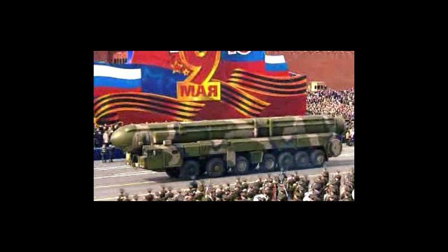 Video USA a Rusko dokončily odzbrojovací smlouvu