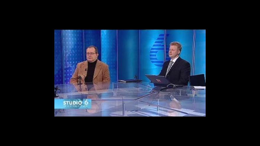 Video Rozhovor s Petrem Čermákem a Václavem Lavičkou