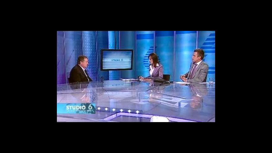 Video Rozhovor s Václavem Menclem