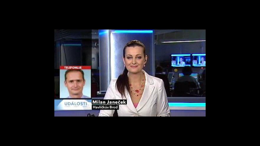Video Rozhovor s Milanem Janečkem