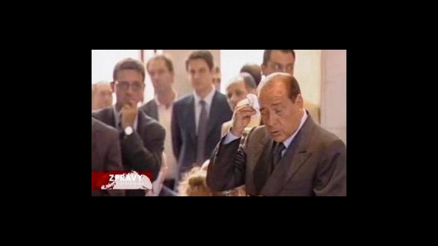 Video Návrat k procesu s Berlusconim