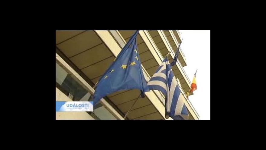 Video EU pomáhá Řecku