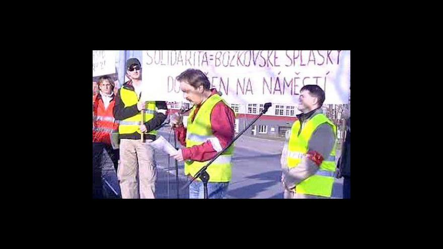 Video Telefonát Miroslavy Vildové