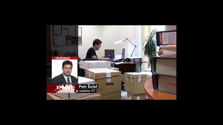 Video Telefonát Petra Šuleře