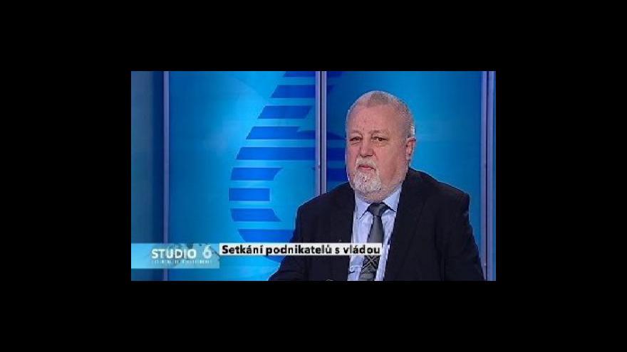 Video Rozhovor se Zdeňkem Juračkou a Richardem Hindlsem
