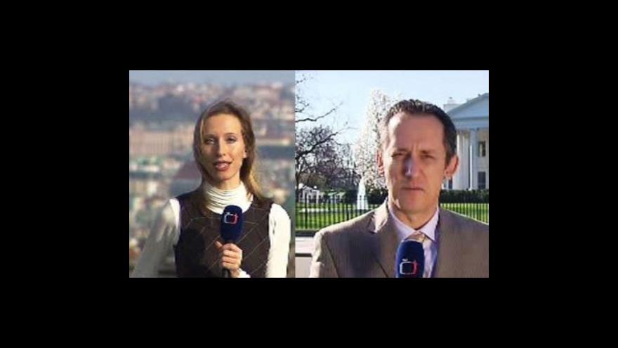 Video Reportáž Hany Scharffové a vstup Michala Kubala