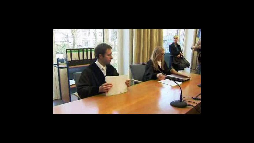 Video Němečtí důchodci půjdou do vězení