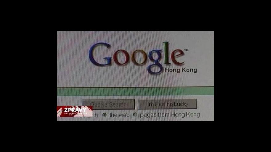 Video Google si přesunem do Hongkongu nepolepší