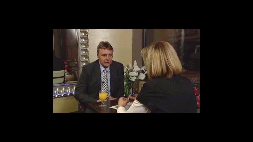 Video Rozhovor s šéfem Brana Pavlem Juříčkem
