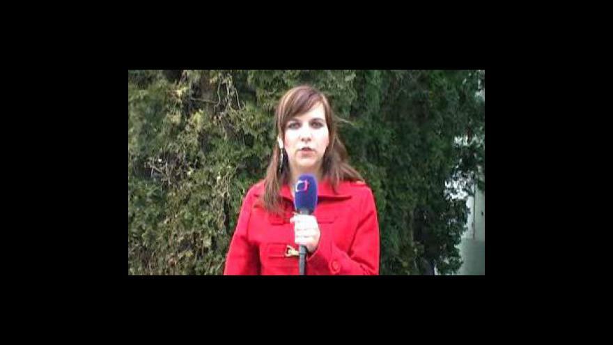 Video Reportáž Kateřiny Krylové