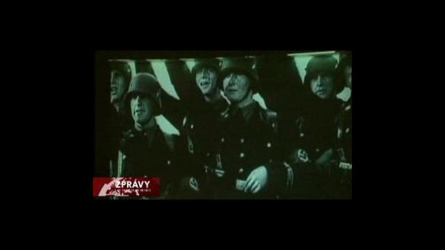Video Rozsudek nad příslušníkem nacistických jednotek