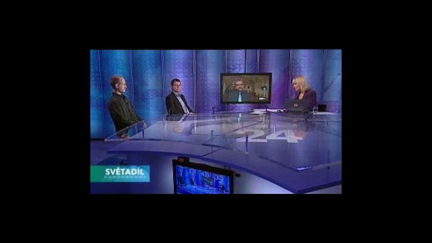 Video Před polednem o izraelsko-amerických vztazích