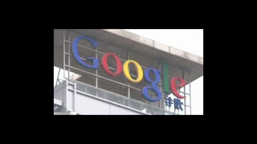 Video Google kvůli cenzuře přesouvá vyhledávač pro Čínu do Hongkongu