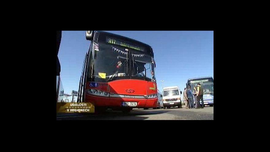 Video V Praze bude jezdit 50 nových autobusů