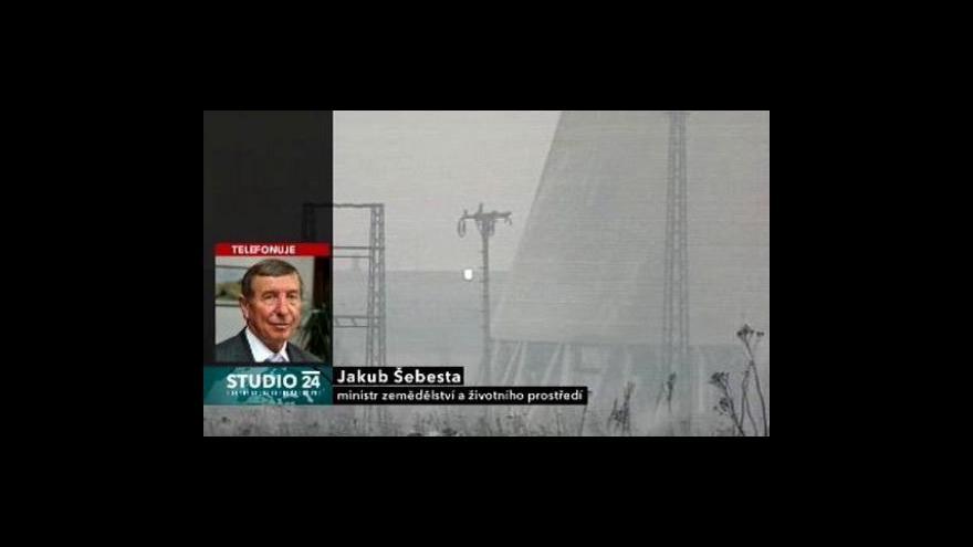 Video Telefonický rozhovor s Jakubem Šebestou