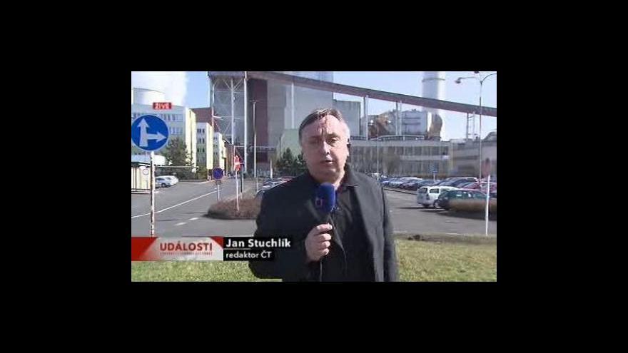 Video Vstup Jana Stuchlíka