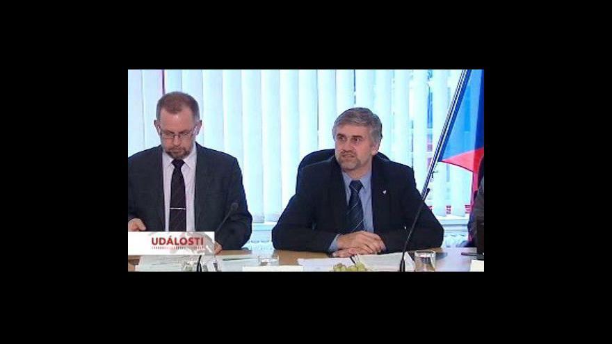 Video Jan Dusík končí ve vládě