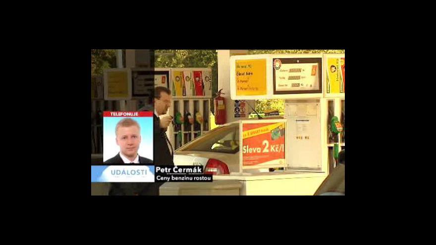 Video Telefonát analytika Petra Čermáka