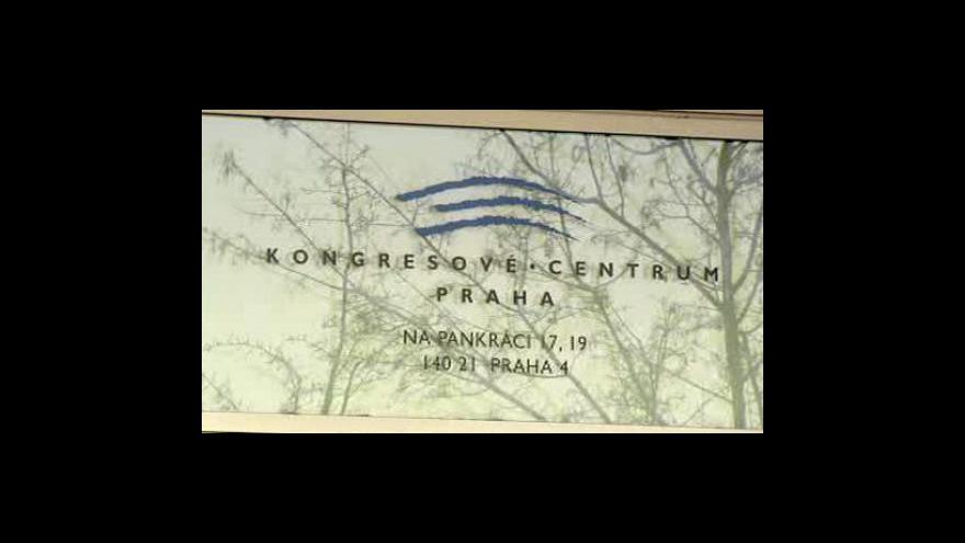 Video Kongresové centrum hledá investora