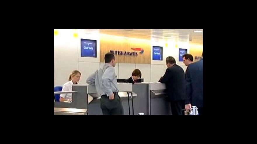 Video British Airways se snaží zabránit víkendové stávce