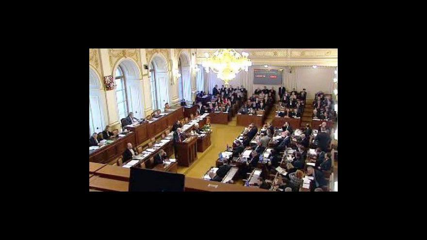 Video Sněmovna ukončila březnovou schůzi