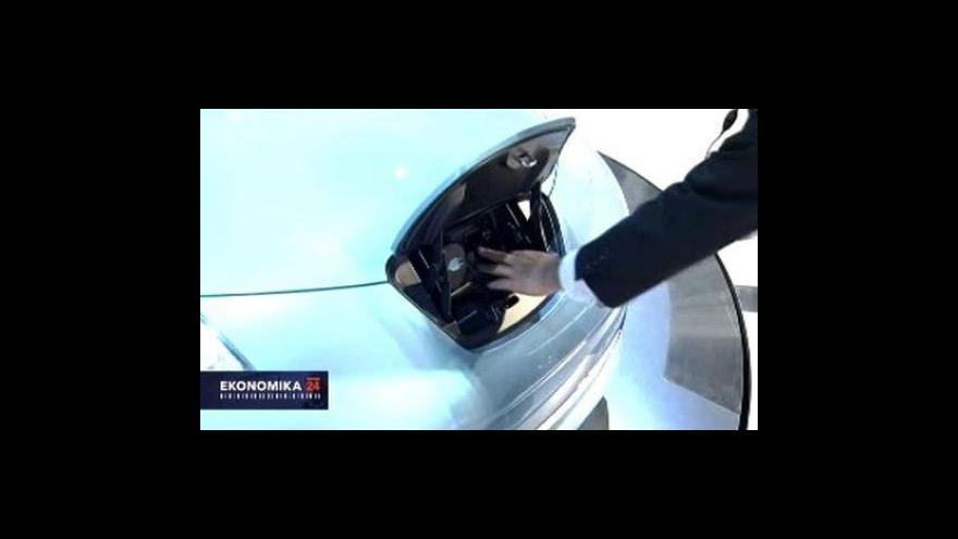 Video Zelená auta pro Británii