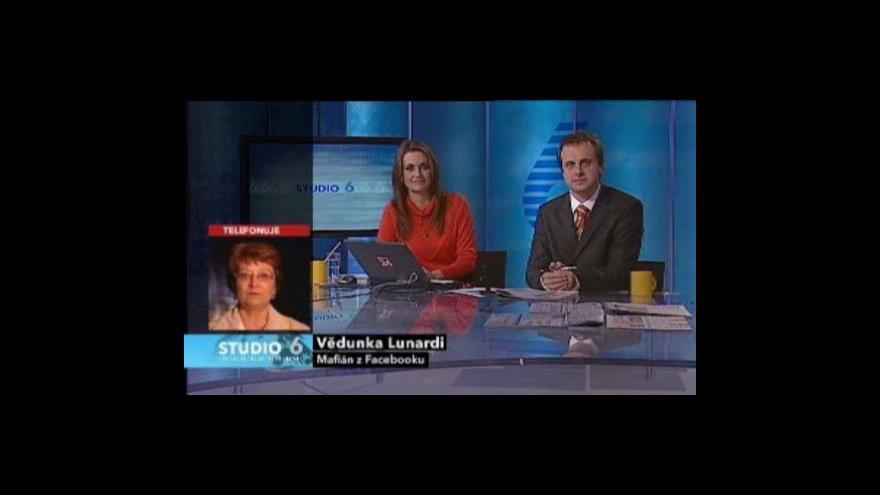 Video Telefonát Vědunky Lunradi