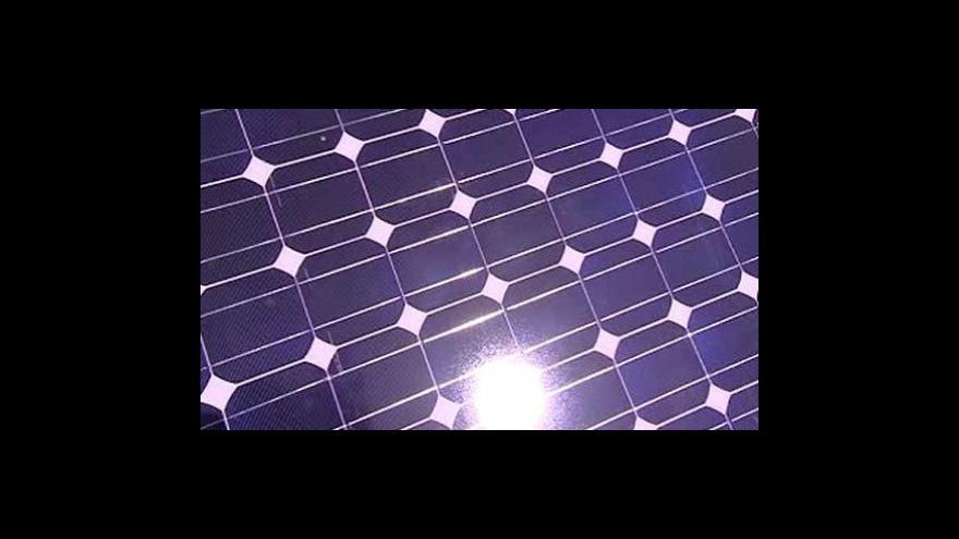 Video Také poslanci se přiklonili ke snížení výkupních cen elektřiny ze slunce